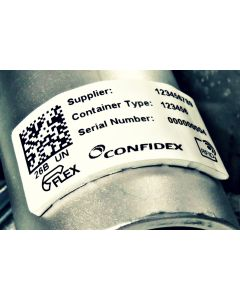Confidex Flex RFID Industrie NFC Logistik Produktion Smart Logistics